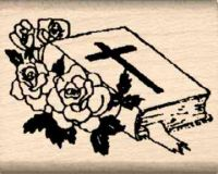 Bible Rubber Stamp