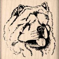 Chow Rubber Stamp