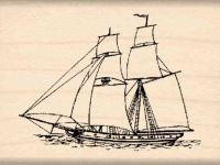 Ship Rubber Stamp