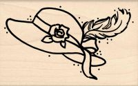 Red Hat Rubber Stamp
